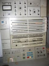 Front View of IBM 360 Front Panel