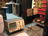 Diagnosing the PDP-8/I's M220B card with an Oscilloscope and Extender Card